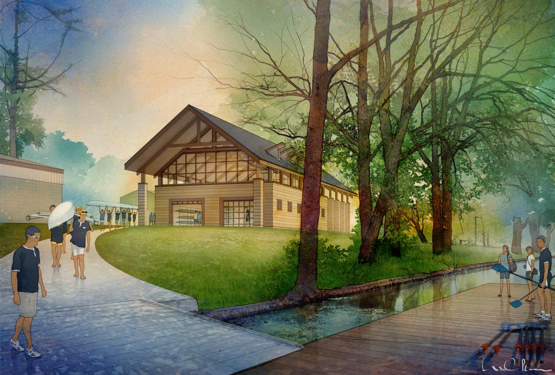 Architectural rendering and illustration blog baditri Choice Image